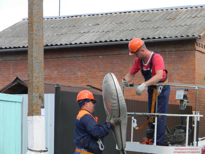 МУП «Коломенская электросеть» принимает участие в реконструкции улицы Арбатской