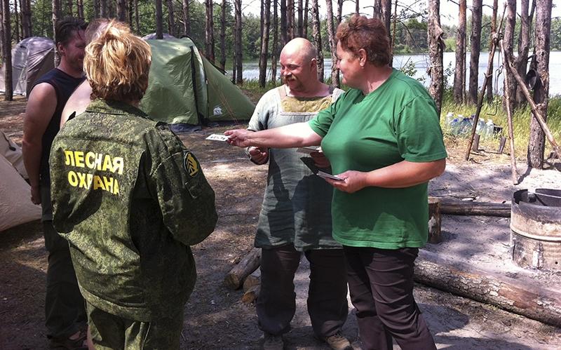 29 млн рублей взыскано с нарушителей пожарной безопасности в лесах в бюджет Подмосковья с начала года