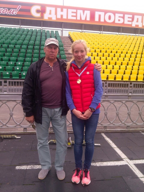 Коломенские легкоатлеты привезли с первенства страны 8 медалей