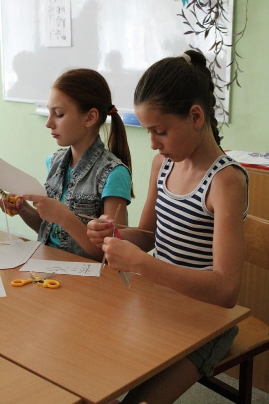 Детская летняя площадка организованного досуга Центра детского творчества «Колычёво»