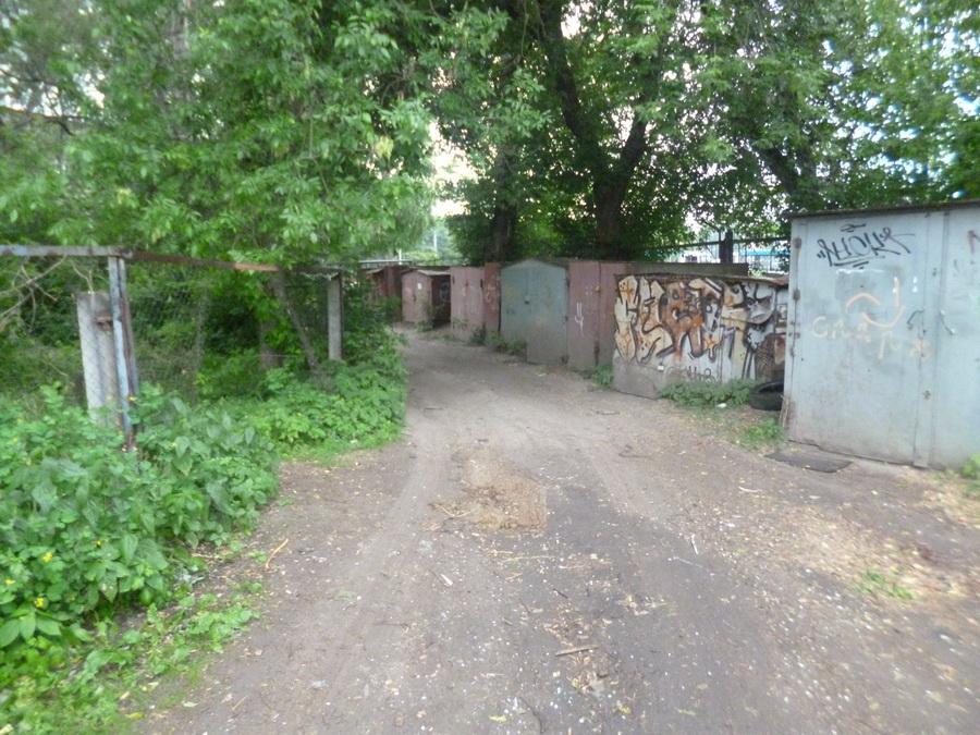 Демонтаж металлических гаражей начнется 13 июля