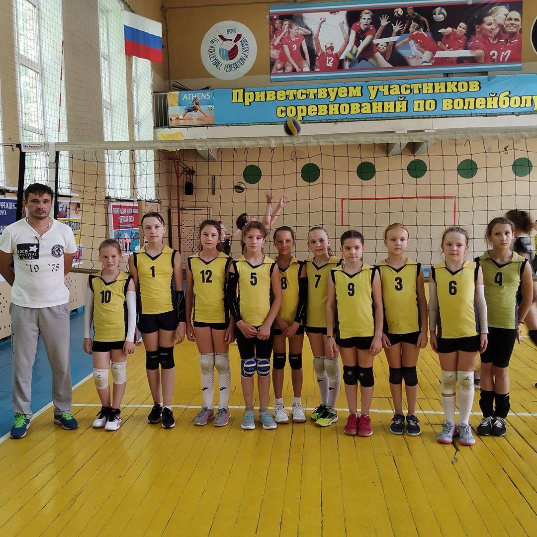 Спорт в Коломне: 1 июня в городе Ногинск прошел турнир городов Московской области по волейболу среди деву…