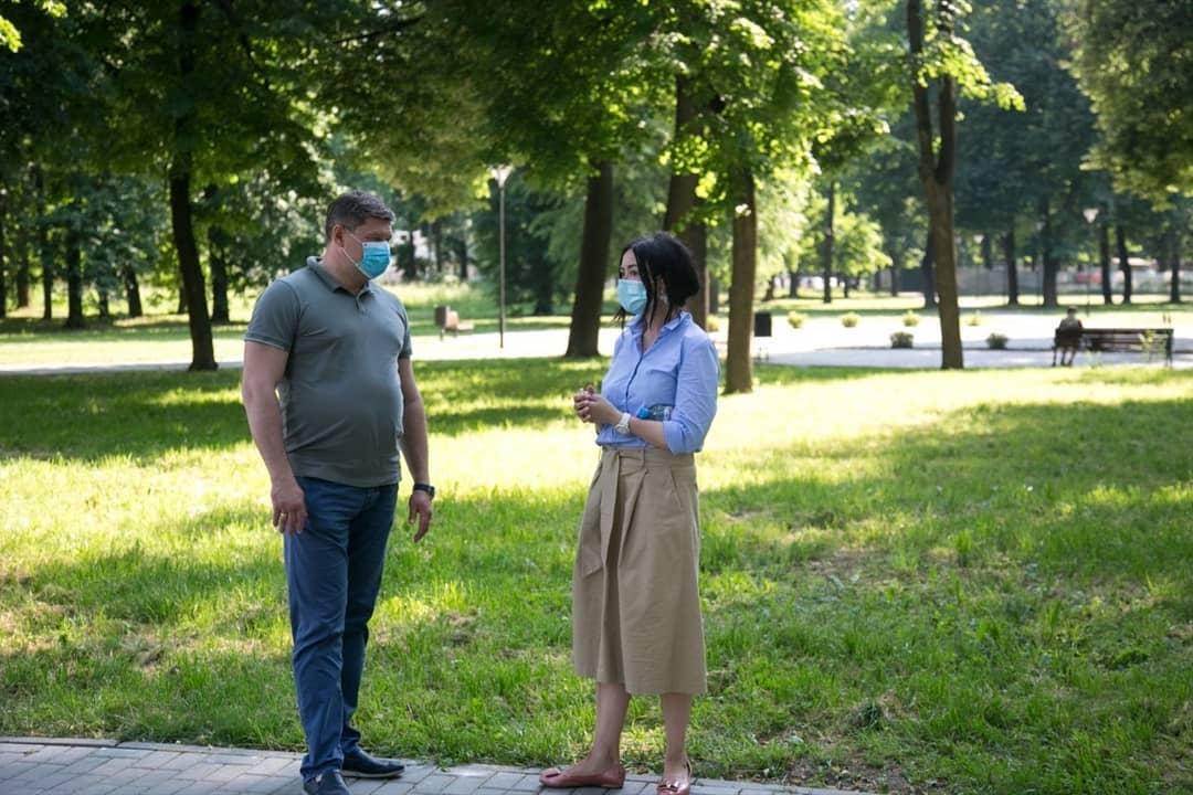 Мэр Коломны: Благоустроенные парки, скверы и набережные – важный элемент комфортной среды для… #Коломна