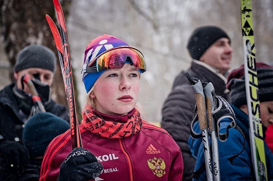 Мэр Коломны: «Коломенская лыжня» прошла сегодня в парке 50-летия Октября. Традиционно это одн... #Коломна
