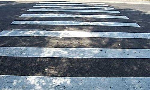 """В следующем году """"зебры"""" на 4 - полосовых дорогах в Москве уберут под зем ..."""