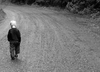 дети беглец побег дорога