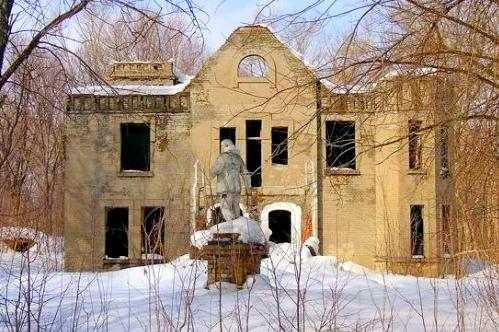 Коломенцев познакомили с весьма привлекательным проектом восстановления усадьбы Липгарта